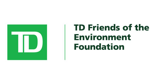 CBEEN sponsor - TD Friends of the Environment Foundation