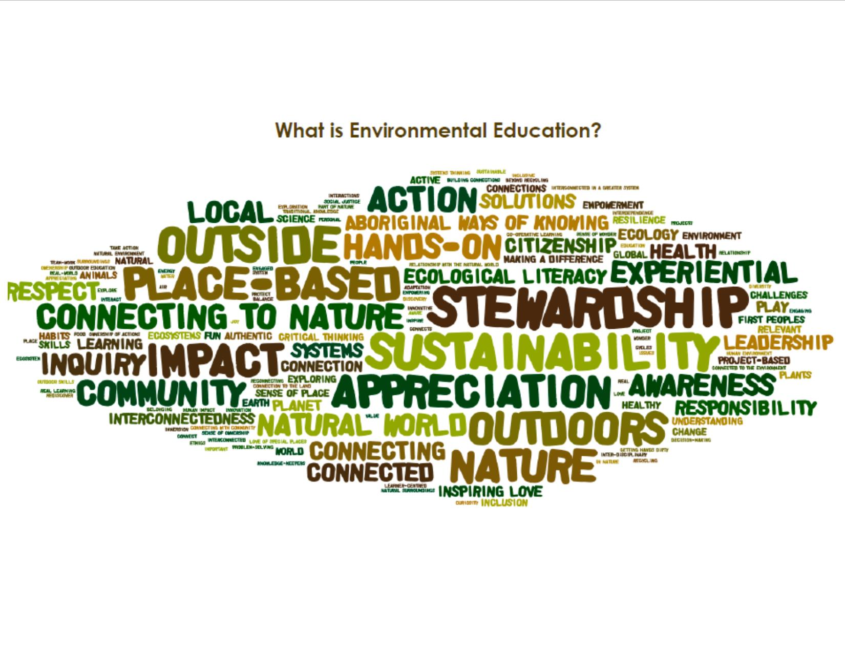 Environmental Health foundation subject